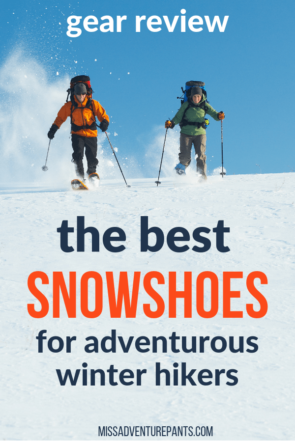 Photo of MSR Evo Ascent: The Best Snowshoe for Adventurous Hikers