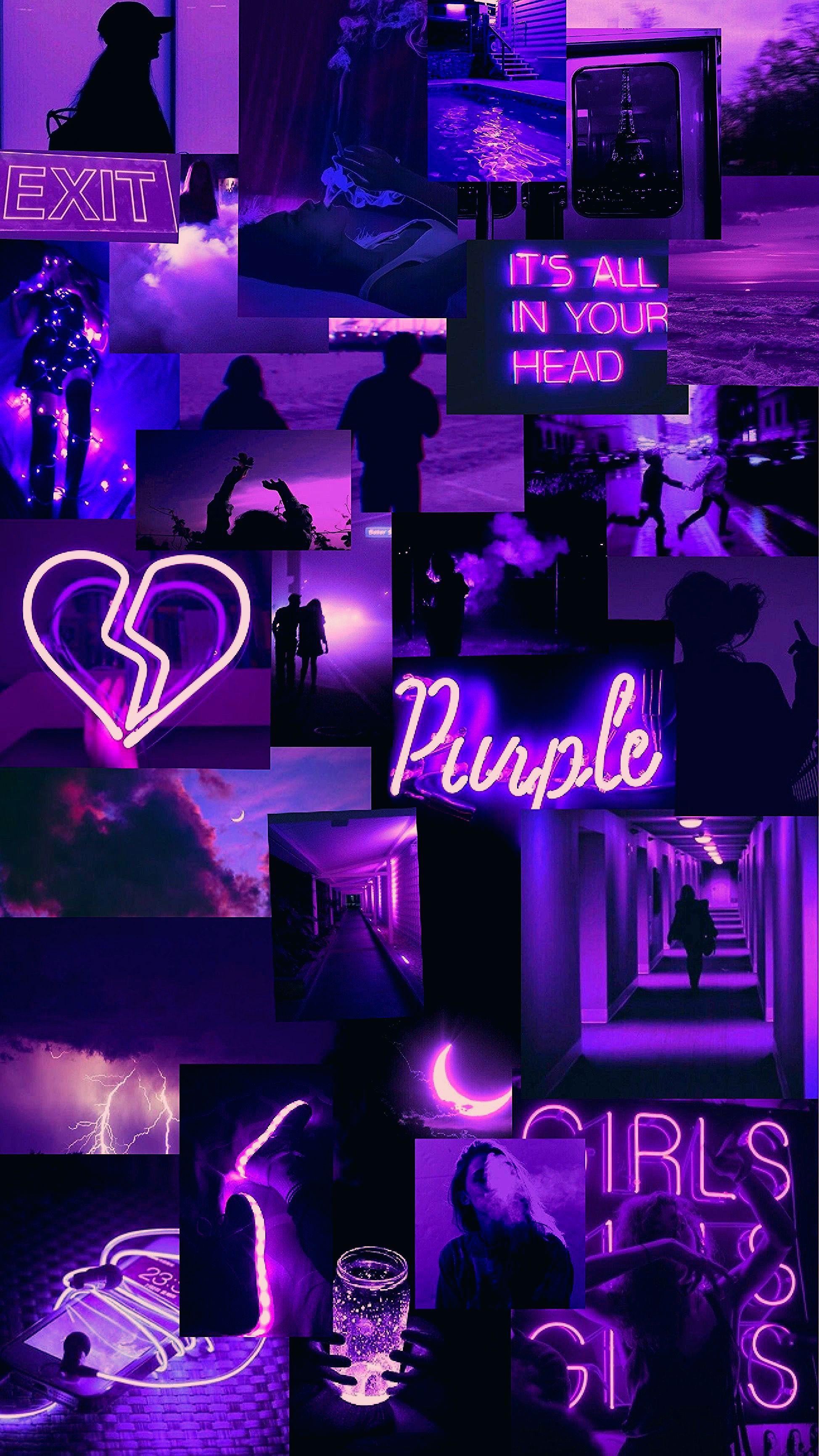 Pin by Scott Powlowski on 紫色 in 2020 Purple wallpaper