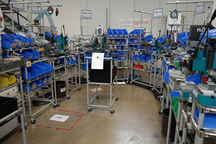 Schmersal Lean Production Lean manufacturing, Kaizen