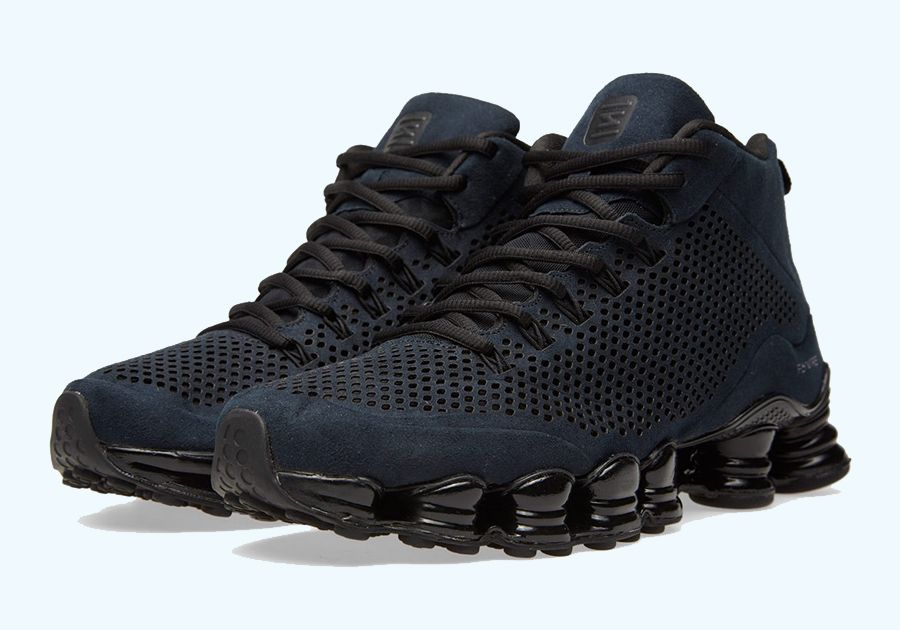 5fe6c568c03c71 A Detailed Look at the Nike Shox TL Mid SP
