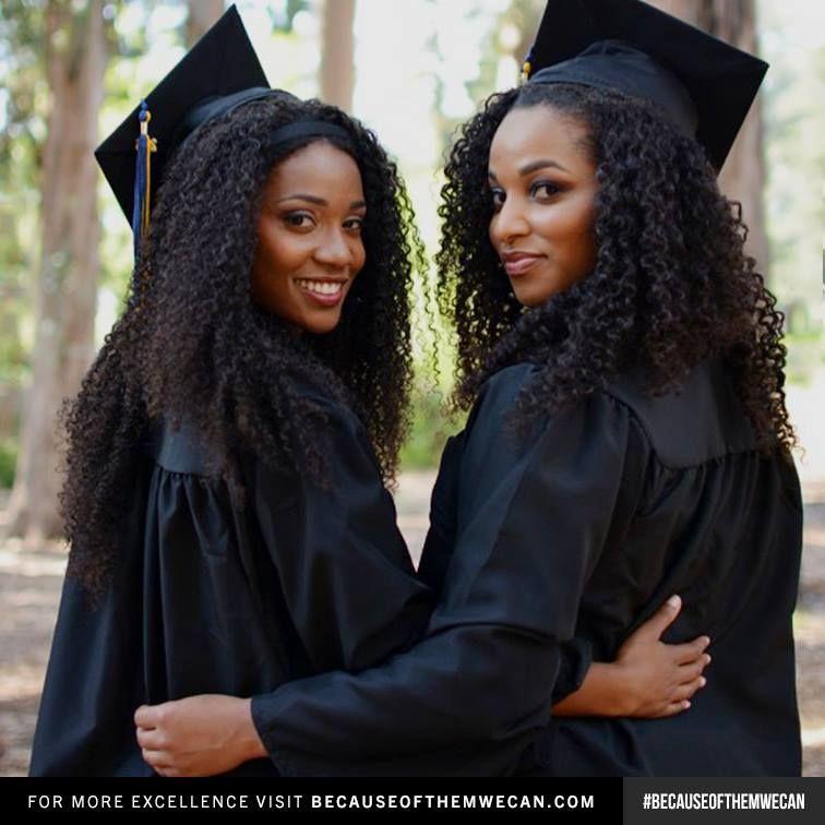 Iman And Najwa, Sisters & University Of California