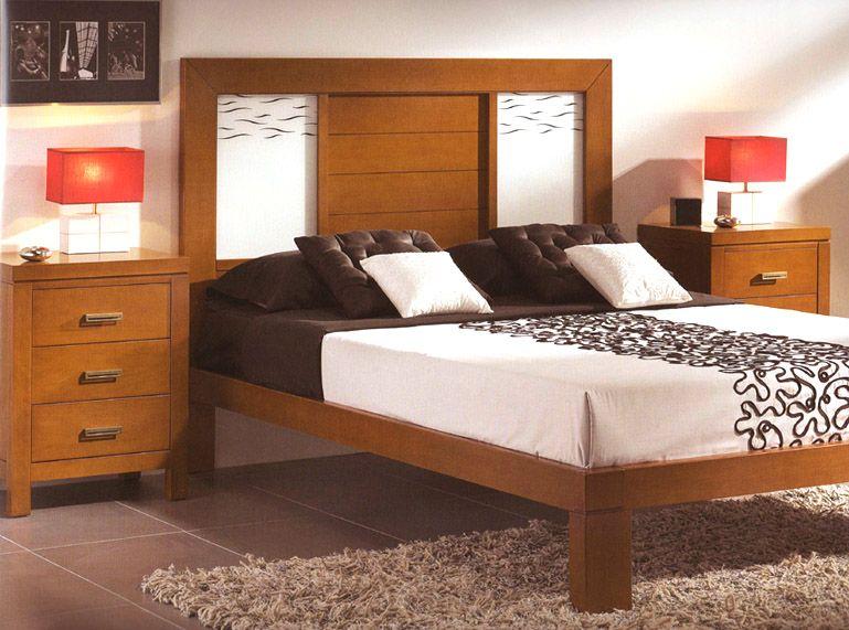 Matrimonio Bed Info : Dormitorio de matrimonio con cama bancada haya