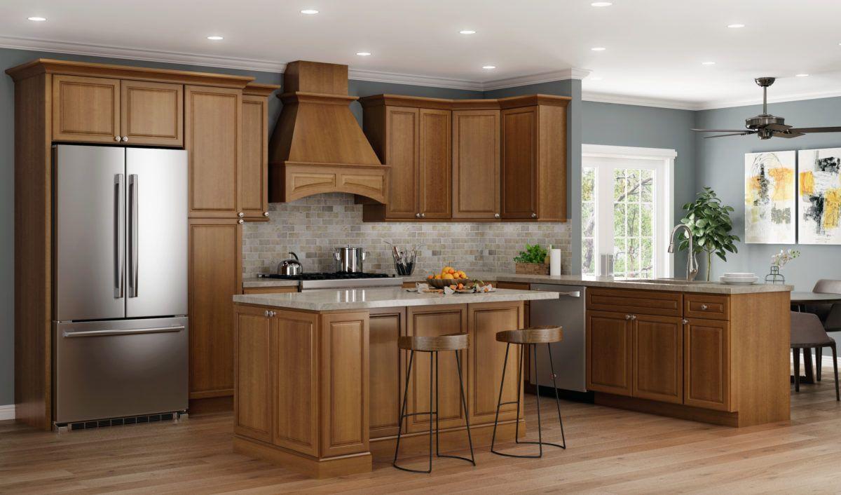 Concord Bristol Toffee Glaze | Small apartment kitchen ...