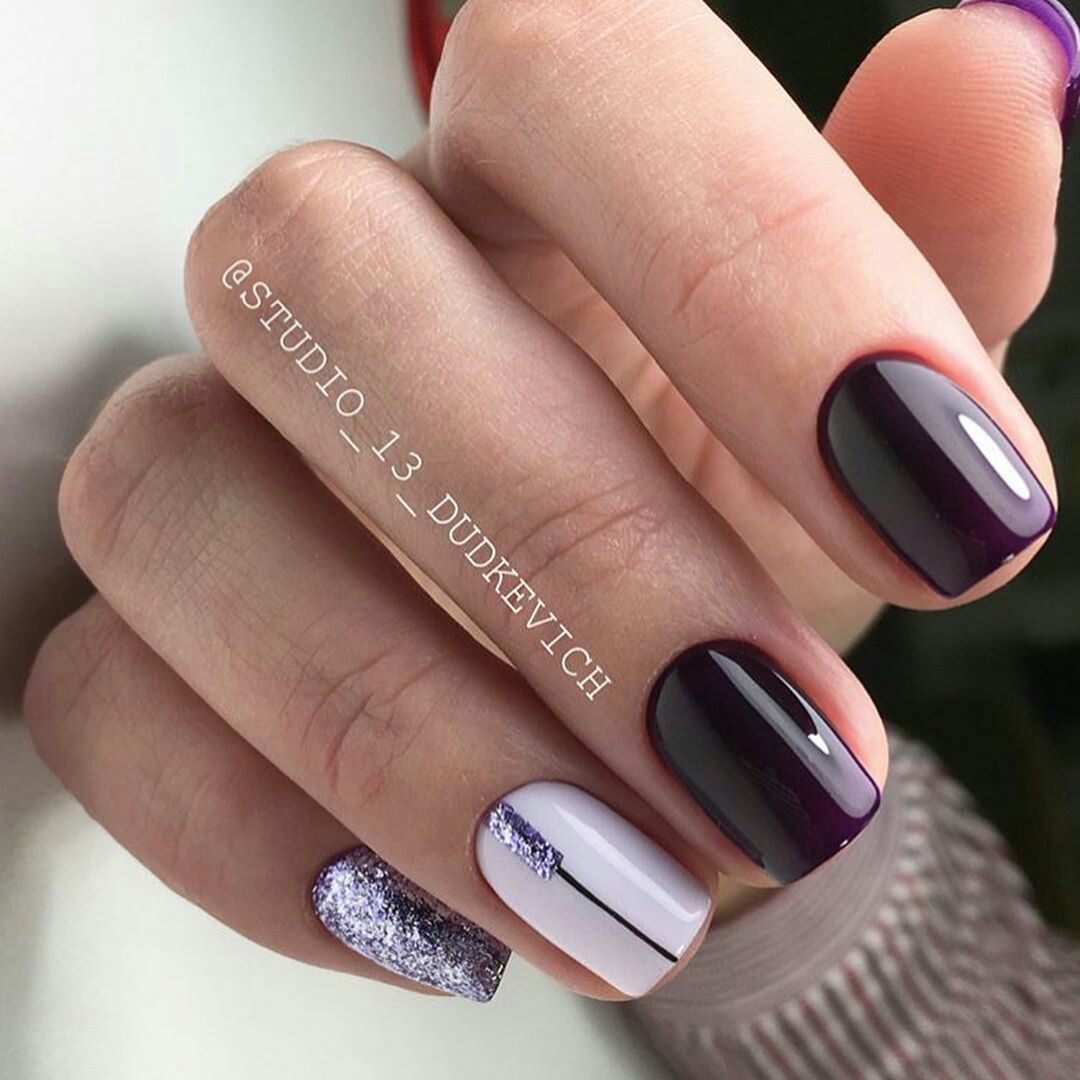 Pin by Maria on Ногти | Pinterest | Manicure, Nail inspo and Makeup