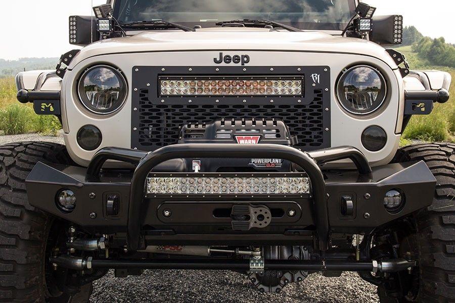 2015 Custom Wrangler Unlimited Rubicon Project Vandal Custom Jeep Custom Jeep Wrangler Jeep Bumpers