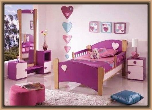 Camas para ninas imagenes dise o interiores en 2019 - Fotos camas infantiles ...