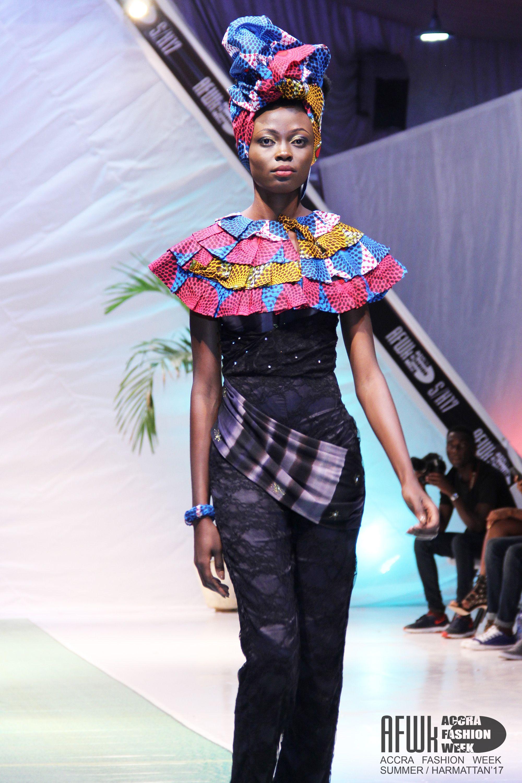 Nina Talanga Cameroon Accra Fashion Week S H17 Accra Fashion Week Ghana S Premium Clothing Trade Event Fashion Fashion Week 2017 Fashion Week