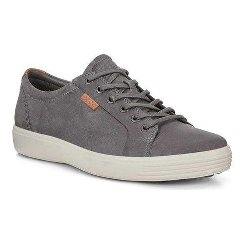 Men's ECCO Soft 7 Sneaker - Titanium