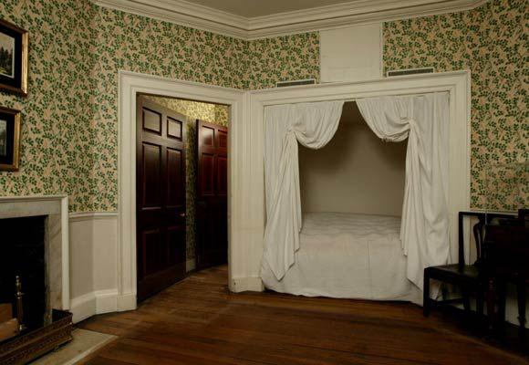Thomas Jefferson\'s Monticello North Octagonal (Madison) Room ...
