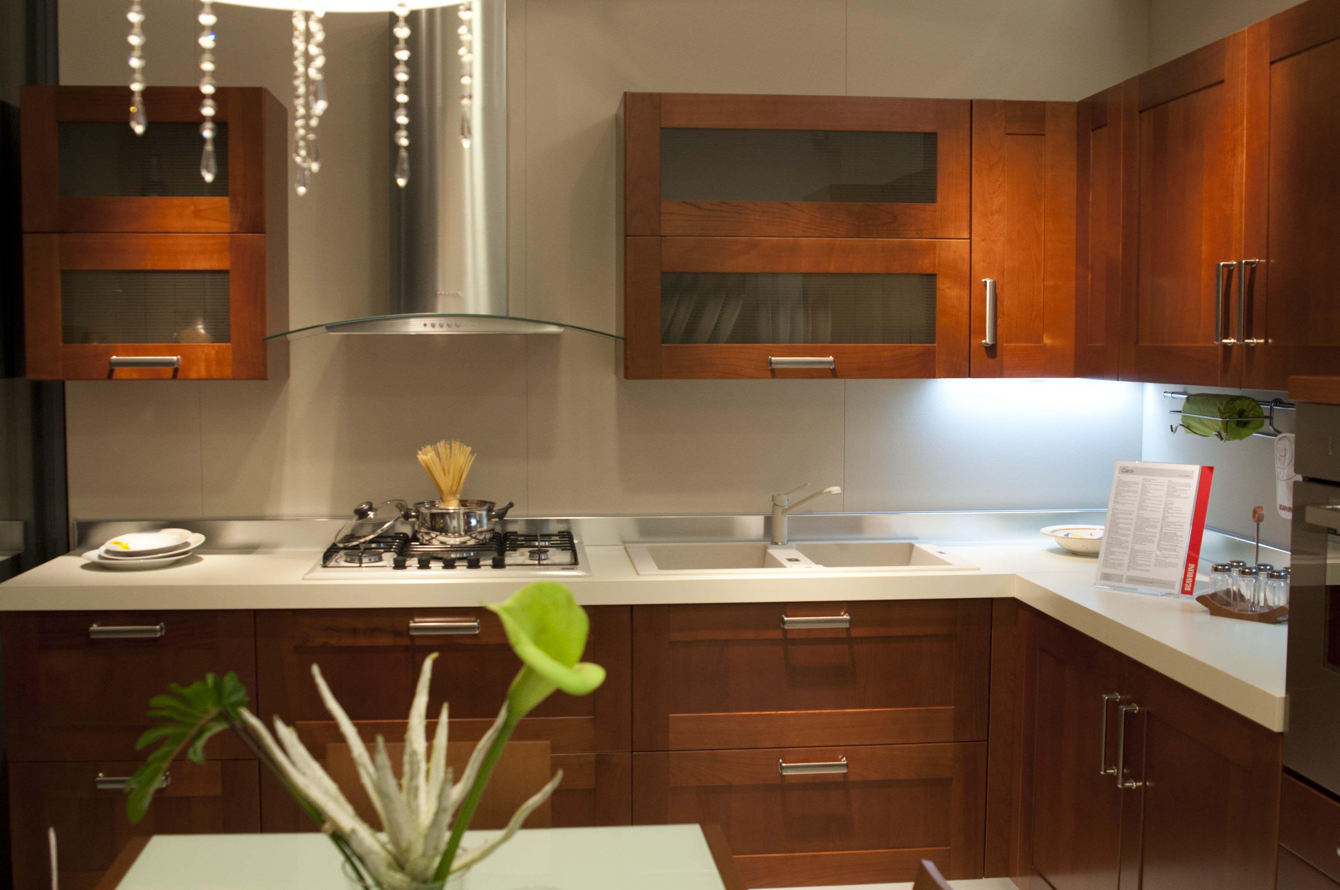 Cucine classiche in legno scavolini cocinas k pinterest - Cucine in veranda ...