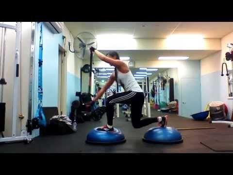 dragonboat paddle core strength training  youtube