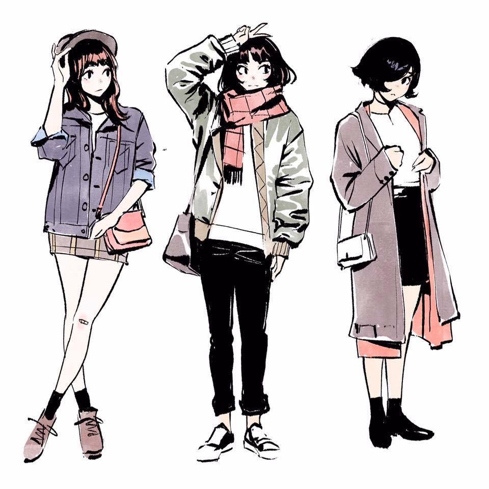 Character Design Genres : Art drawing inspiration illustration artsy