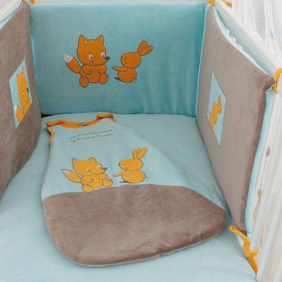 Juego de cama Regis y Nicolas #juego #cama #bebe #regis ...