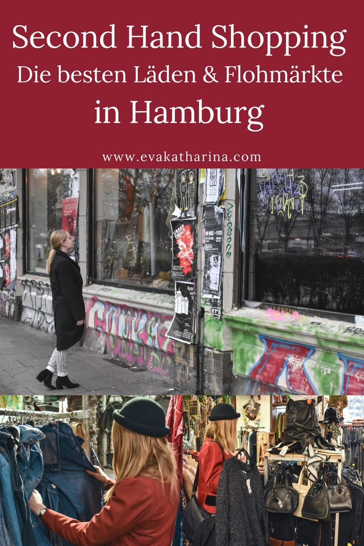 Second Hand Shops In Hamburg