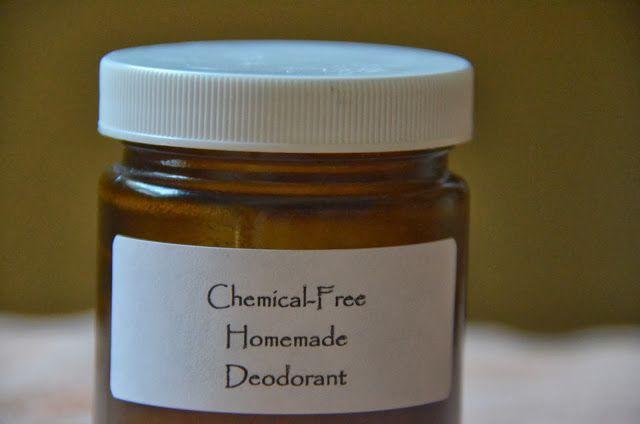 The Tasty Alternative: Chemical-Free Homemade Deodorant