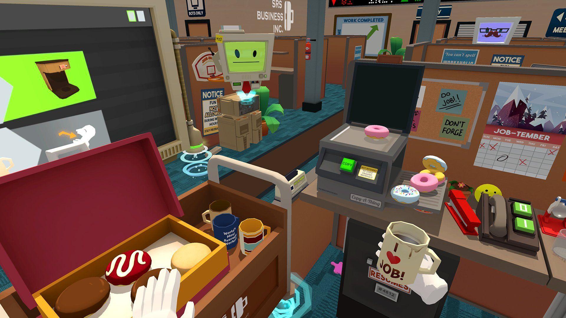 Job Simulator PlayStation VR *** Want additional info