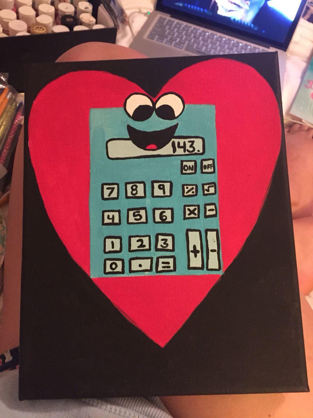 Calculator love Calculator, Love