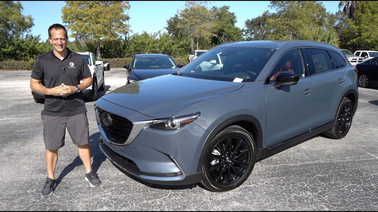 Why Is The New 2021 Mazda Cx 9 Carbon Edition The Suv You Should Buy Youtube Mazda Cx 9 Mazda Mazda Cx5