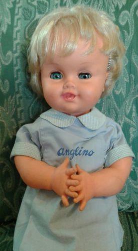 angelino sebino 60 cm anni 70 doll