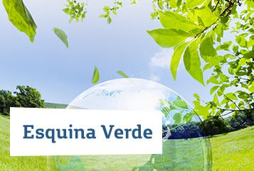 100% verde y ecológico