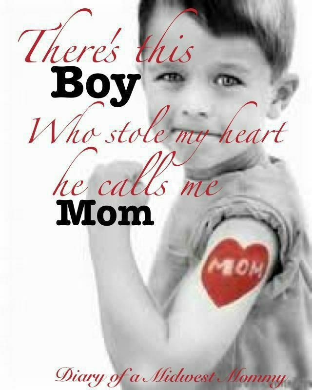 A beautiful quote for Mother's Day. | 365 Boys | Mother son quotes