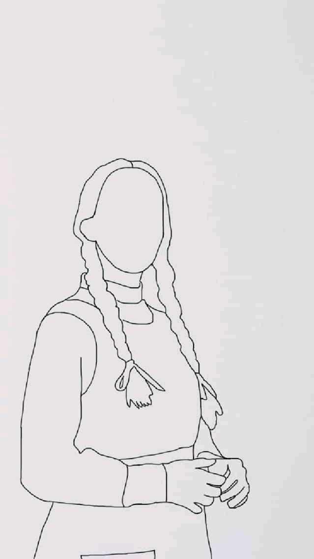 Anne White An E Dibujo Drawing En 2020 Dibujos Para Colorear Paisajes Dibujos Detallados Fondos De Pantalla Tatuajes