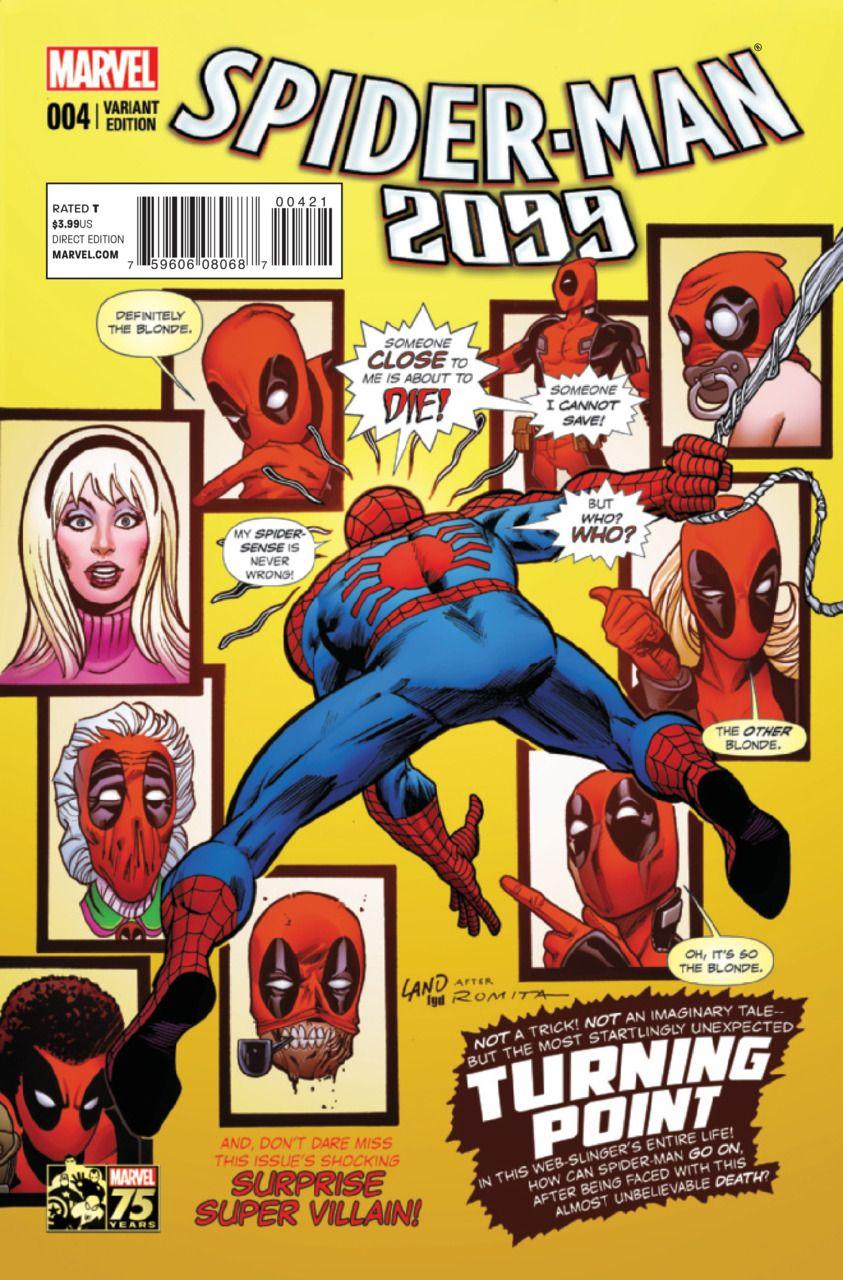 Spider-Man 2099 #4 (Issue)
