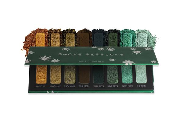 Smoke Sessions Palette Melt cosmetics, Eyeshadow, Makeup