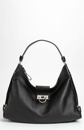 ddeb7b91cf Salvatore Ferragamo  New Fanisa  Leather Hobo  1190.0 by nordstrom ...
