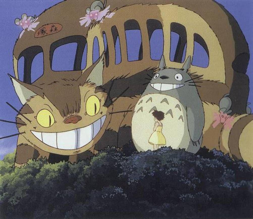 となりのトトロ My Neighbour Totoro 1988 By Hayao Miyazaki スタジオジブリ トトロ ジブリ