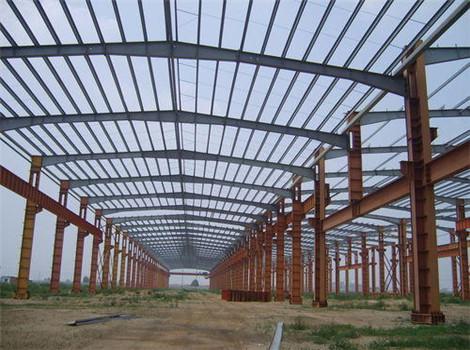 Industrial Steel StructureReliable Steel Structure