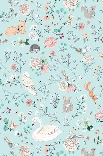 Flowers pattern design prints blue 16+ ideas for 2019