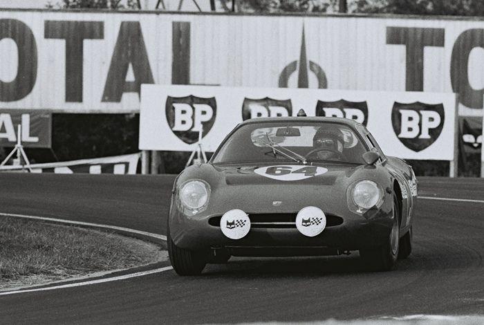 Abarth 1300 OT Le Mans 1967