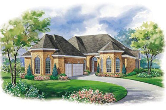 House Plan 20-1182