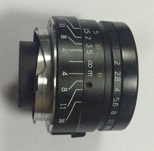 Coming soon: 7Artisans 35mm f/2 rangefinder coupled lens for Leica M-mount | Leica Rumors