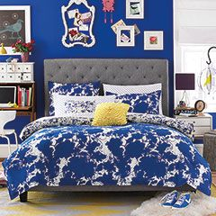 Something Blue Comforter Set