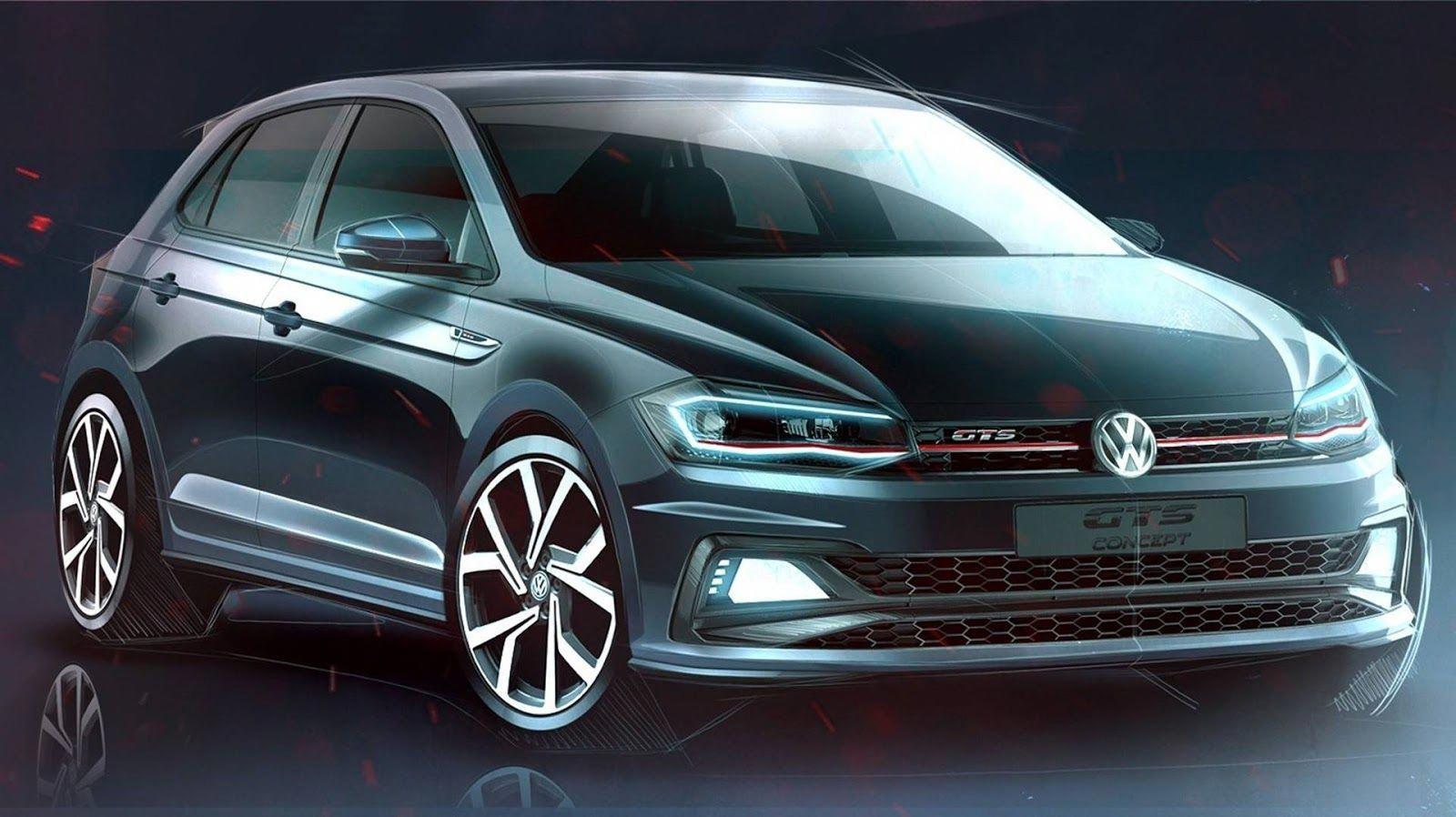 Vw Polo E Virtus Gts Confirmados Para 2019 Lancamento Car Blog Br Vwpoloaccessories