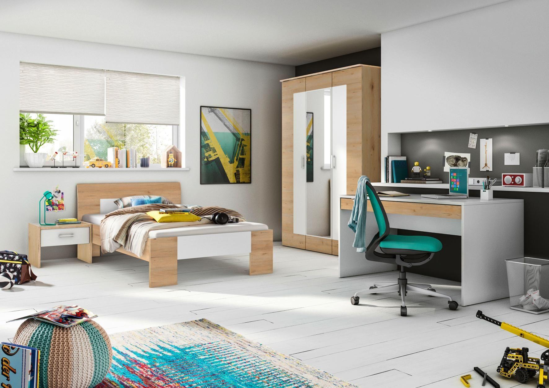 jugendzimmer von voleo zum wohlf hlen arbeiten und. Black Bedroom Furniture Sets. Home Design Ideas