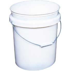Encore Plastics 5 Gallon Food Grade Plastic Bucket Careful Plastic That Is Safe To Grow Food In With Should Hav Diy Water Plastic Buckets Food Grade Buckets