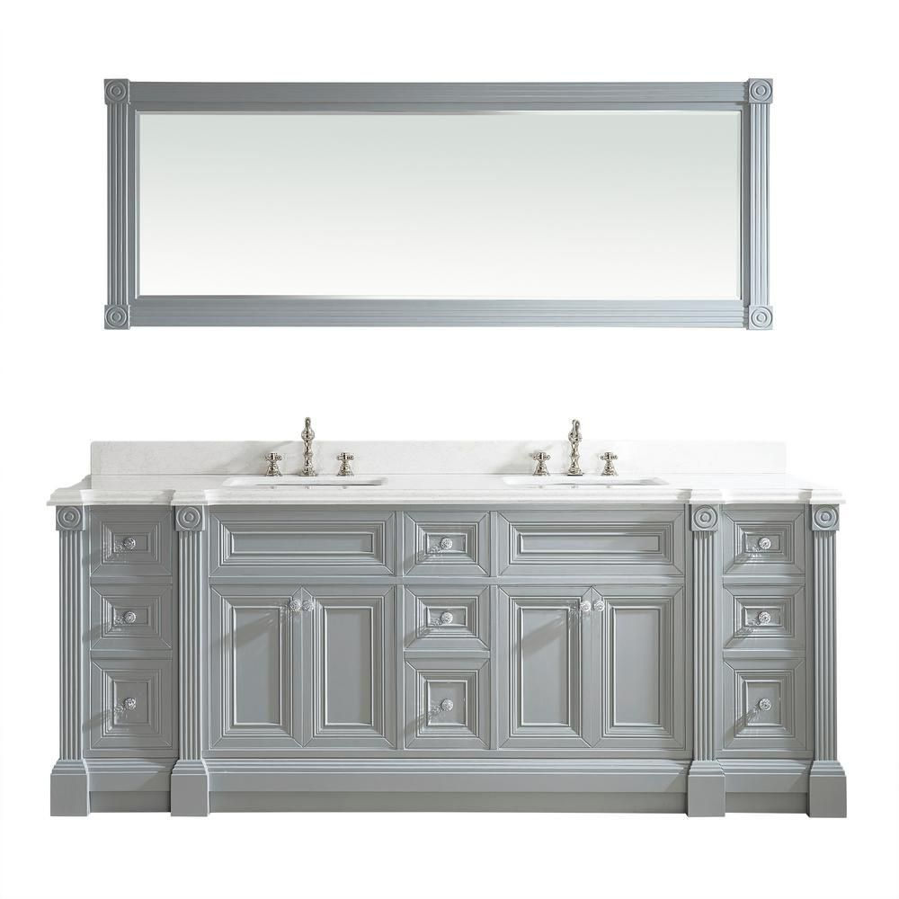 84 Inch Vanity Top Double Sink Cool Photos  Best inspiration home