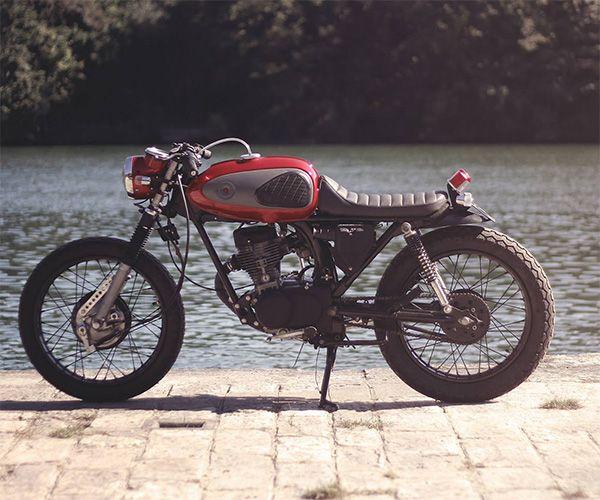 Piston Brew: Dauphine Lamark, ciclomotoristero