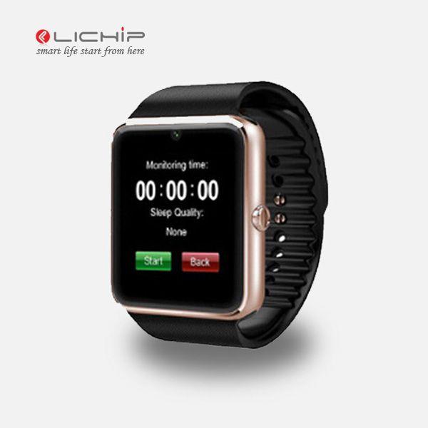 Lichip Gto8 Gt 08 Gt 08 Bands Bluetooth Ce Rohs Whatsapp Facebook