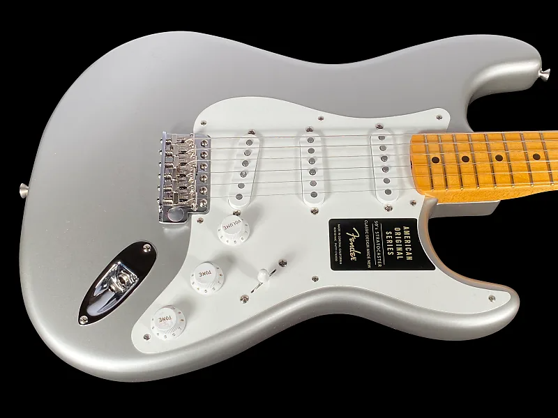 Fender American Original 50s Stratocaster Reverb Fender Stratocaster Fender American Fender Stratocaster Vintage
