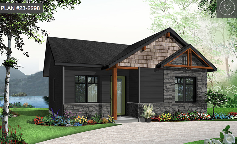 house plans 2 bedrooms 1 bath 629 sq ft future house pinterest rh pinterest com