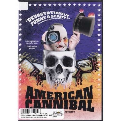 Movies | DVD | Horror Comedy | American Cannibal | Unrated | $4.99