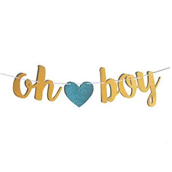 Oh Boy Baby Shower Banner Baby Shower Banner Boy Baby Shower Banner Baby Shower Banner Boy Printable
