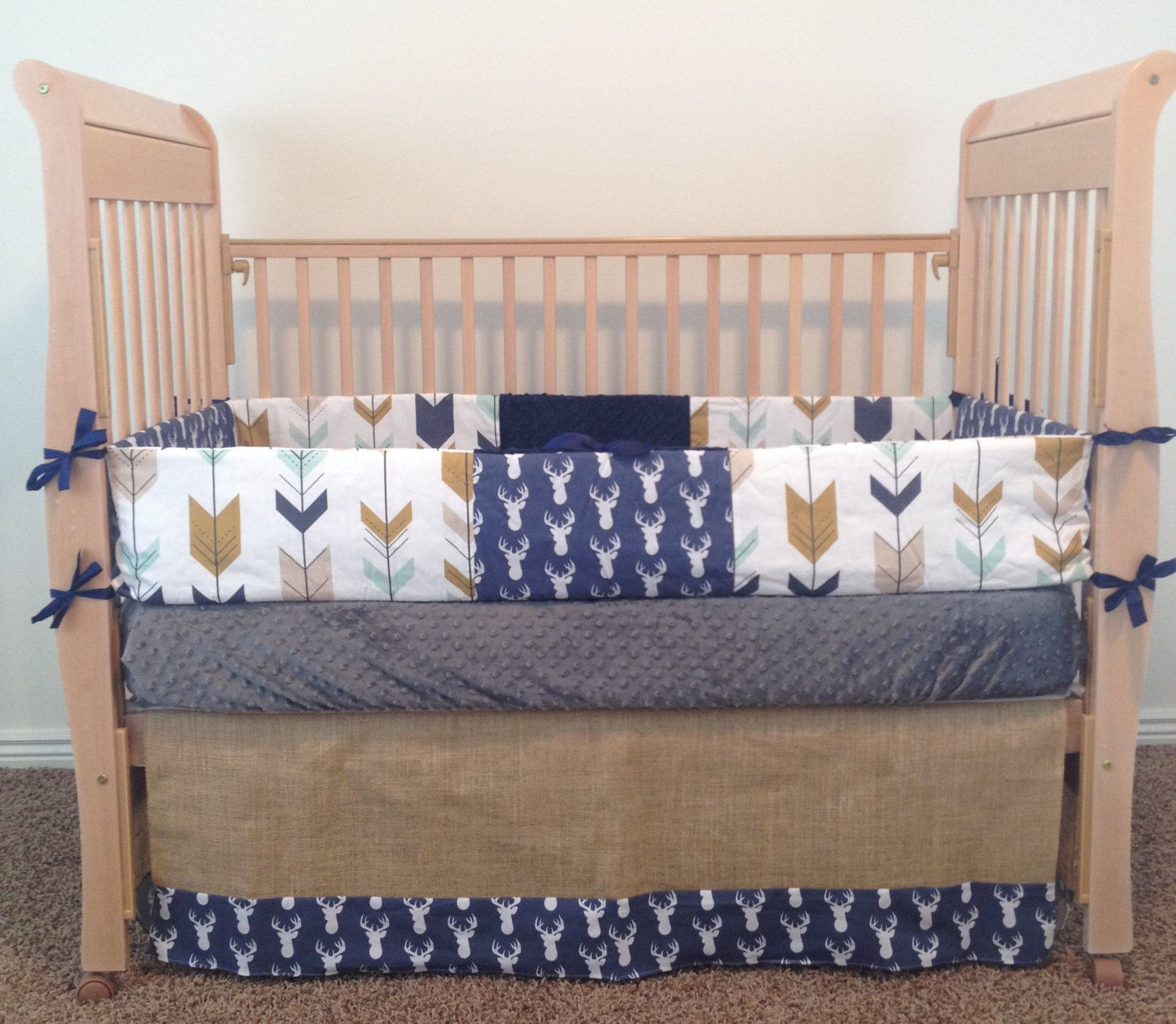 small boy baby cute gray bedding divine of brown teal into white to anadolukardiyolderg sets bumper cot turn set table size lamp doll full blue cribs dark wood clear and how bundle clearance convertible girl for hanging success crib the with quilt nursery grey stunning