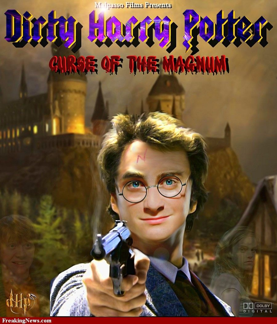 Very Dirty Harry Potter Memes