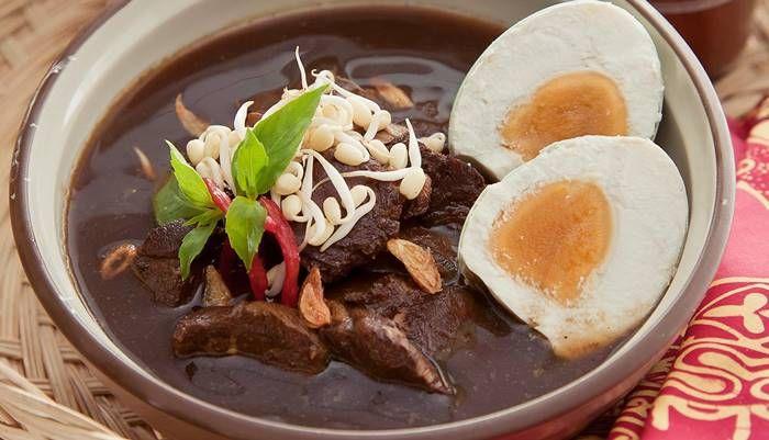 Cara Membuat Rawon Daging Gurih Dan Segar Sipendik Resep Masakan Makanan Masakan