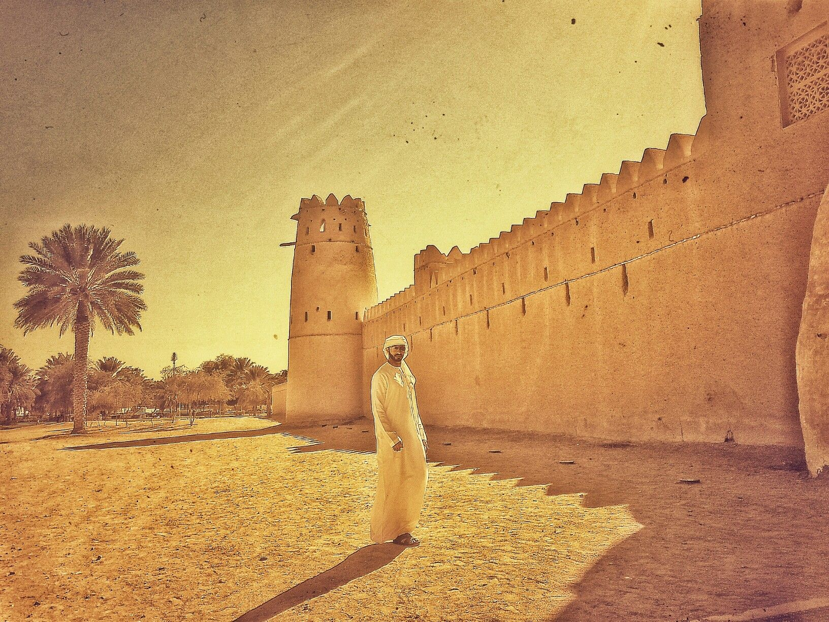 Al Jahili Fort, Al Ain, UAE